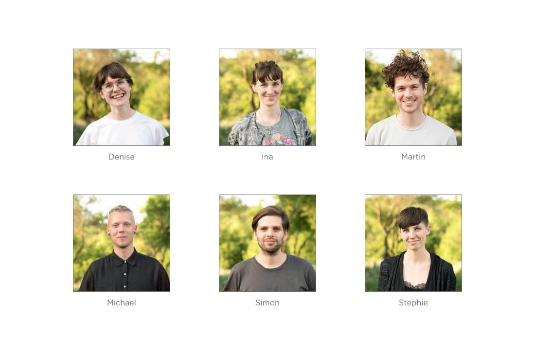 Das Team von Leila Wien