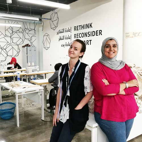 jordanien projekt teenah