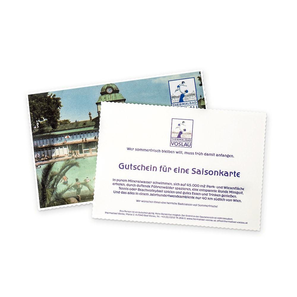 Thermalbad Vöslau Saisonkarte