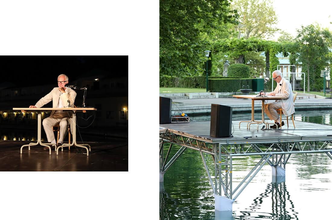 Harald Schmidt - Schwimmender Salon 2019