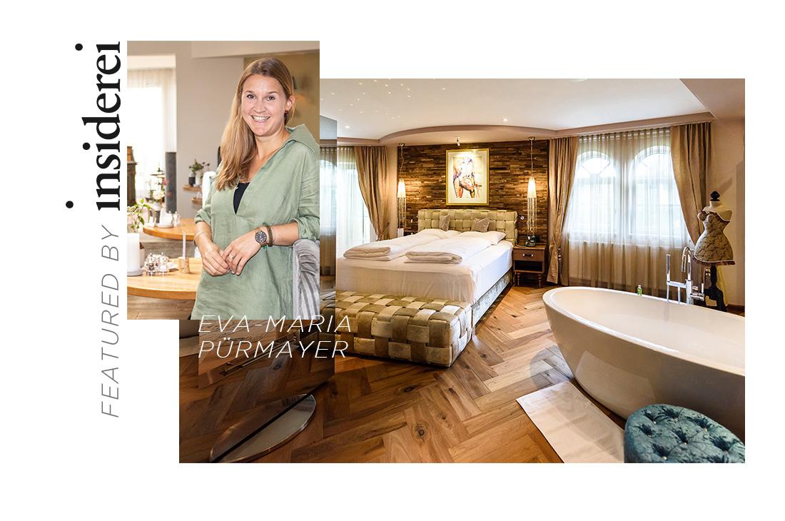 Hotel Bergergu - Eva-Maria Pürmayer