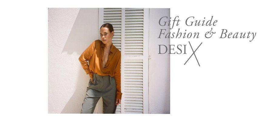 Gift Guide Fashion & Beauty