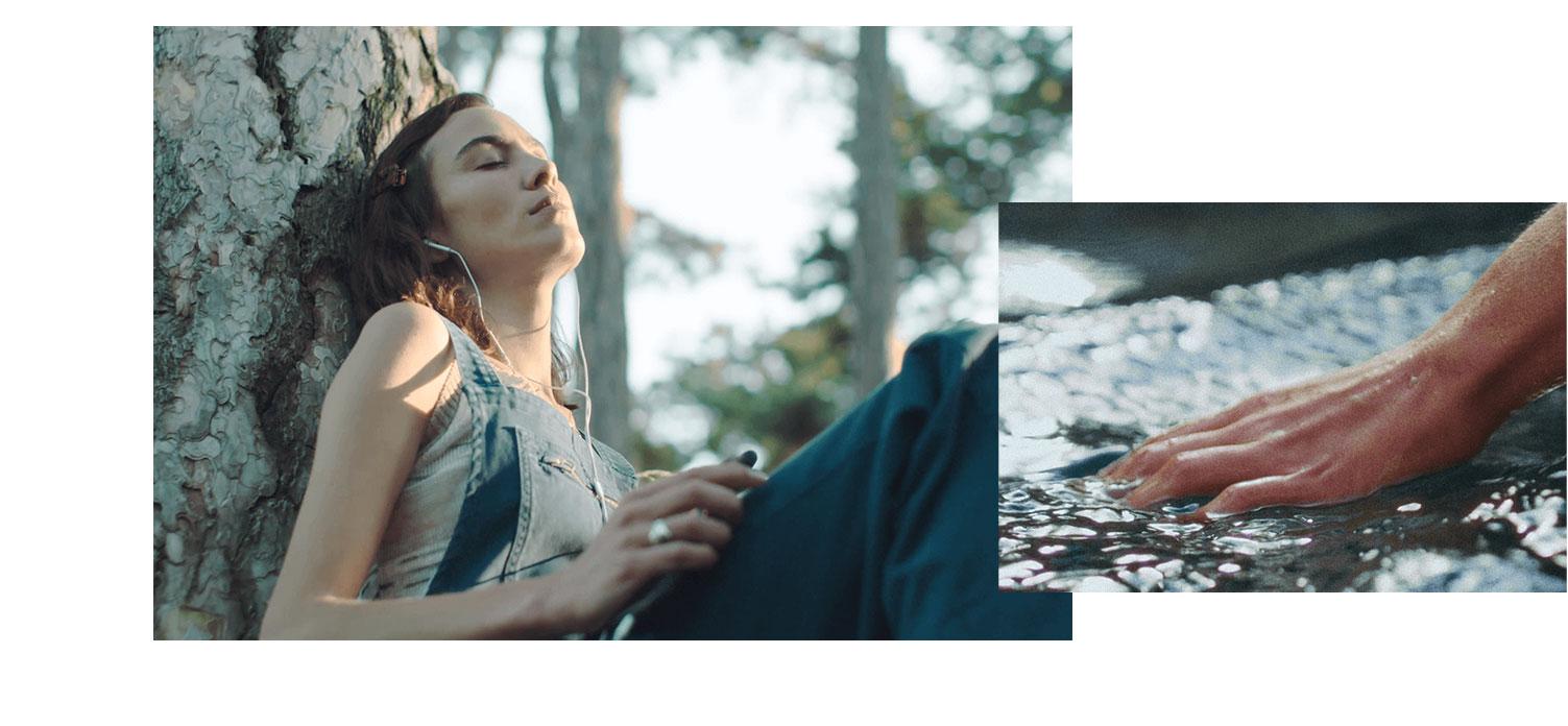 Alexa Chung Meditation