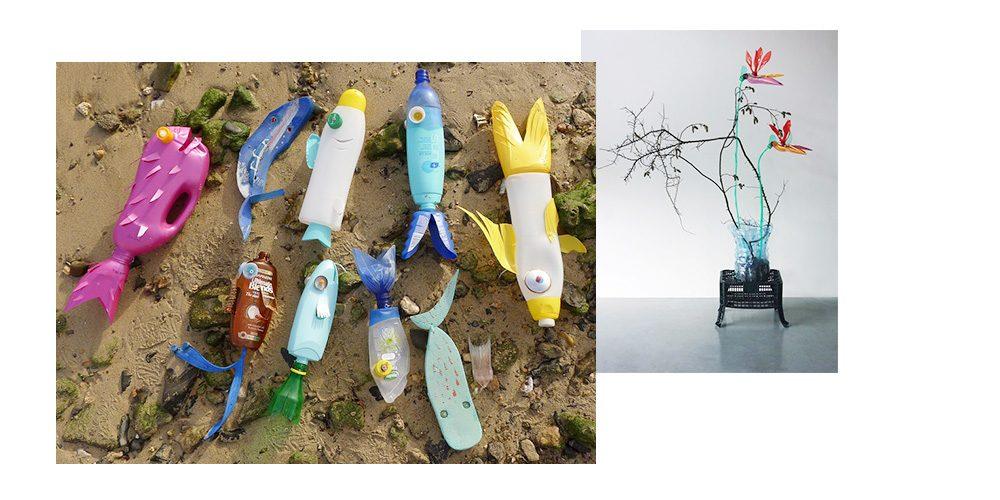 Veronika Richterova Künstlerin Plastikflaschen
