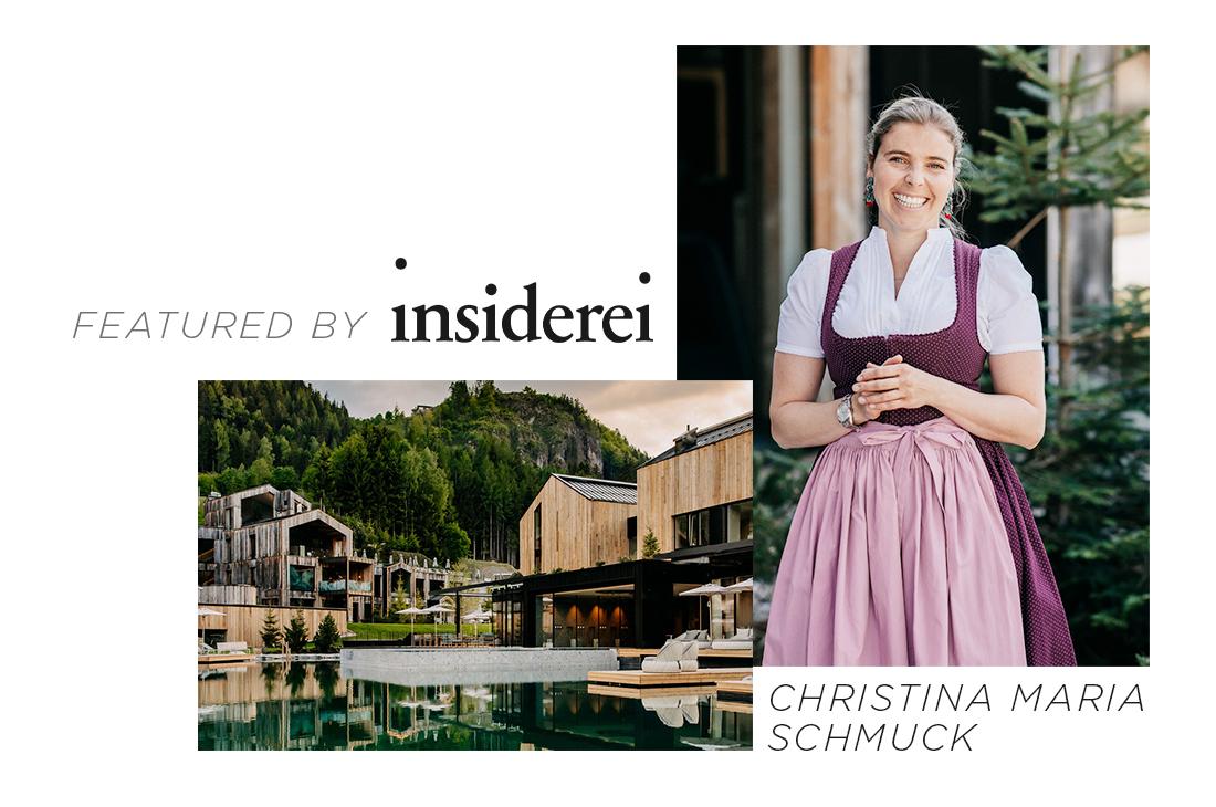 Insiderei - Hotel Forsthofgut