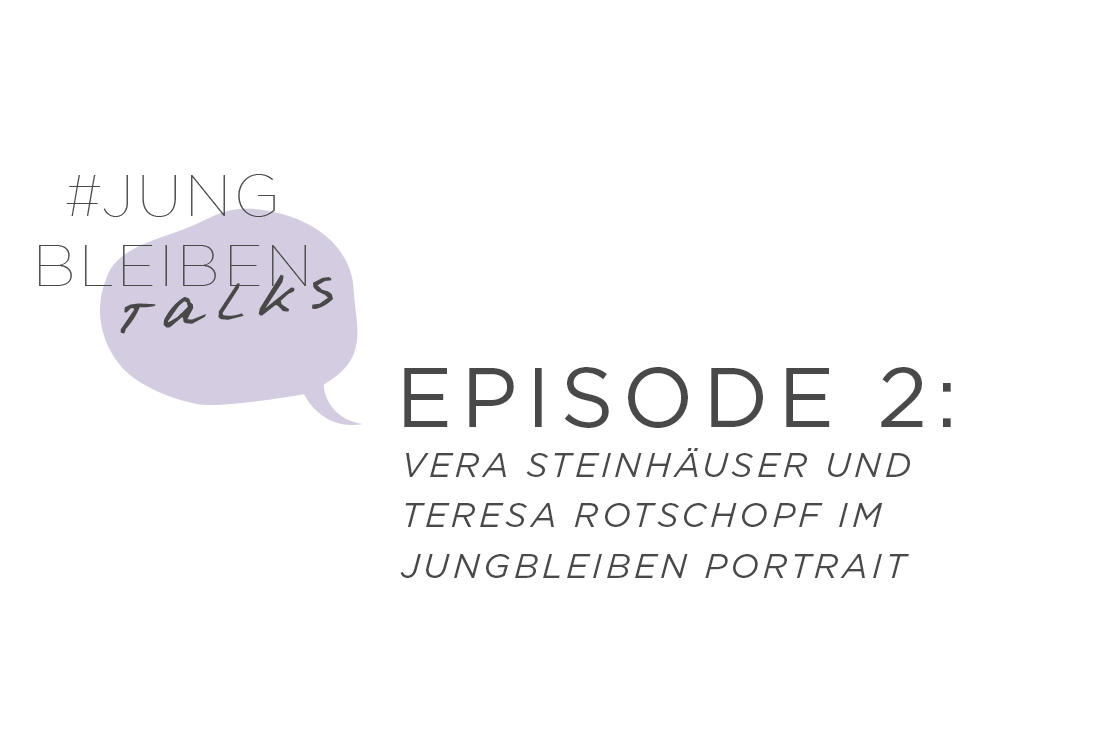 Podcast Vera Steinhäuser und Teresa Rotschopf