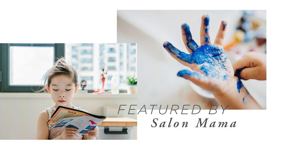 Salon Mama Schule Produkte nachhaltig
